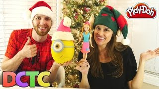 getlinkyoutube.com-2014 Christmas Toy Channel Top Picks - Play Doh Minecraft Shopkins LPS MLP Lego Disney Frozen Dolls