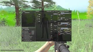 getlinkyoutube.com-H1Z1 - AR-15 - Recoil pattern tests and showcase - Part 2
