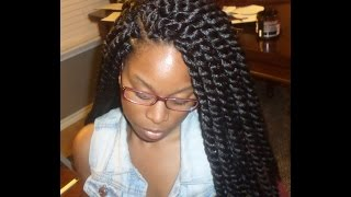getlinkyoutube.com-Crochet Braids: Havana Mambo Twists