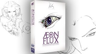 Aeon Flux - The Complete Animated Collection Trailer