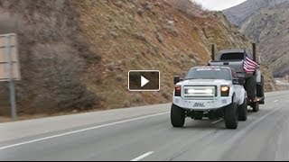 getlinkyoutube.com-The 2013 Ford #BuiltDiesel PowerStroke Haul