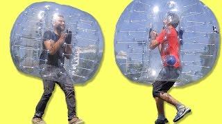 Balon Futbolu Oynadık - Ketçaplı Baklava Cezalı