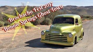 BrochachoFest 2017 Car Show Bonnie Springs Ghost Town