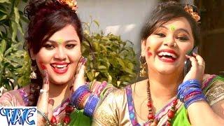 getlinkyoutube.com-हम त बब्ली बोलs तानी जीजा कब आवs तानी - Happy Holi - Anu Dubey - Bhojpuri Hot Holi Songs 2016 new