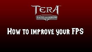 getlinkyoutube.com-How to improve FPS in Tera: Fate of Aurun!