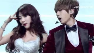 getlinkyoutube.com-JS & HyunA - Trouble Maker (Live Mix)