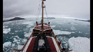 Greenland Glaciers Ice Loss New Details Revealed by UCI and NASA