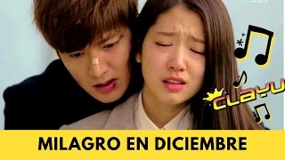 getlinkyoutube.com-Milagro En Diciembre - Exo - The Heirs ♥