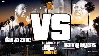 getlinkyoutube.com-Danja Zone vs Danny Myers SMACK/ URL RAP BATTLE