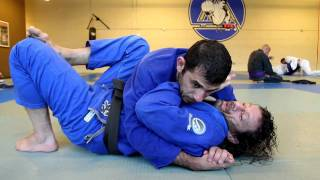 getlinkyoutube.com-Kurt Osiander Move of the Week - Escape from Side Control
