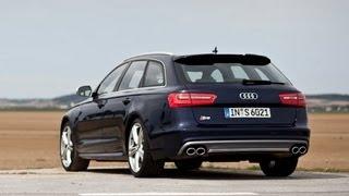 getlinkyoutube.com-Audi S6 Avant review