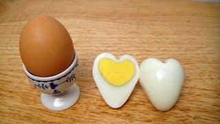 getlinkyoutube.com-Huevo corazón ♥ Heart Egg