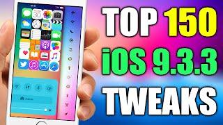 getlinkyoutube.com-TOP 150 iOS 9.3.3 Jailbreak Cydia Tweaks