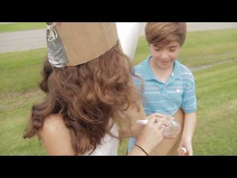 Paper in Your Pocket. A music video by the film campers at Centauri Arts Camp.