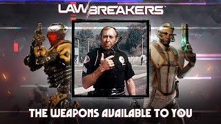 LawBreakers - Free Weekend Trailer