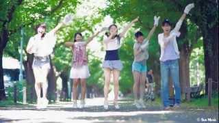getlinkyoutube.com-さんみゅ~(β)神宮外苑前でGOOD LUCKY!!!!!踊ってみた