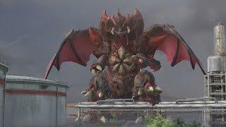 getlinkyoutube.com-Godzilla Game How to Easy Unlock Destoroyah with Mothra Larva