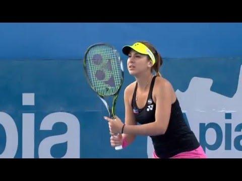 2016 Apia Sydney International | Belinda Bencic vs Ekaterina Makarova Quarterfinals | Highlights