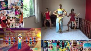 getlinkyoutube.com-Dark Horse - Just Dance 2015