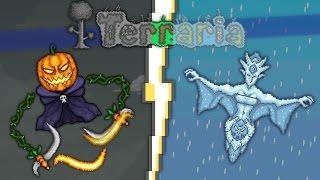 getlinkyoutube.com-Terraria: Lunar Farm - Pumpkin/Frost Moon Farm!