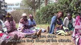 Female Genital Mutilation in Kenya width=