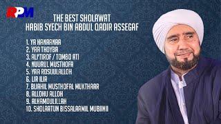 Habib Syech Bin Abdul Qodir Assegaf - The Best Shalawat (Full Album Stream)