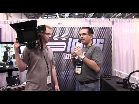NAB 2012 - Letus Master Cinema Series