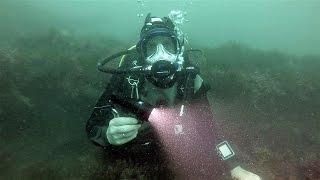 Scuba Diving Equipment Review: Big Blue 2800P Photo and Video Light