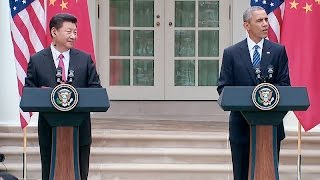 getlinkyoutube.com-President Obama and the President of the People's Republic of China hold a Joint Press Conference