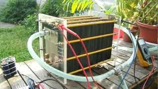 getlinkyoutube.com-101 plates dry cell hho generator by limuel gemongala of digos city