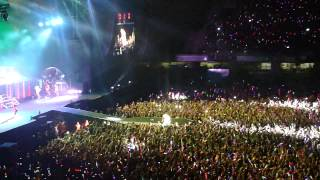 getlinkyoutube.com-Justin Bieber - One time/Eenie Meenie/Somebody to Love - Believe tour - Rio de Janeiro