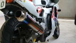 getlinkyoutube.com-CBR250RR Motogear チタンスリップオン