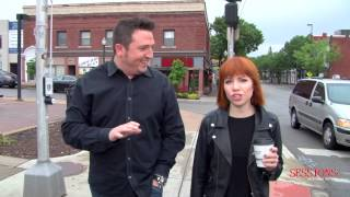 getlinkyoutube.com-Carly Rae Jepsen | Interview | Sessions With Steve Serrano