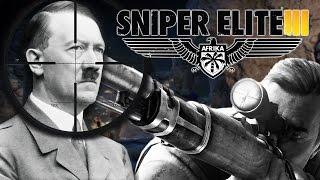 getlinkyoutube.com-ONE BALL HITLER | Sniper Elite 3 - Part 3