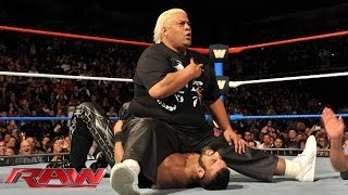 getlinkyoutube.com-Too Cool & Rikishi vs. 3MB: Raw, Jan. 6, 2014