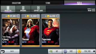 getlinkyoutube.com-IOS No Jailbreak Injustice Booster Pack Glitch 2015!