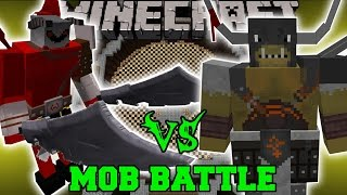 getlinkyoutube.com-KRI'L TSUTSAROTH VS CYCLOPS GOLEM & GENERAL GRAARDOR - Minecraft Mob Battles - Runescape Mod