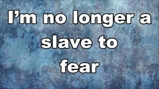 No longer slaves to FEAR Lyric Video Bethel Music  Jonathan David  - GHANA, AFRICA width=