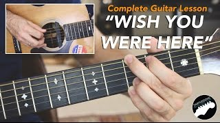 "getlinkyoutube.com-Pink Floyd ""Wish You Were Here"" Complete Guitar Lesson"
