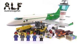 getlinkyoutube.com-Lego City 60022 Cargo Terminal - Lego Speed Build Review