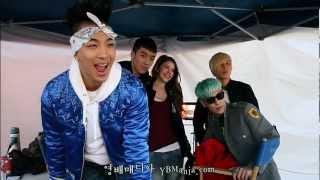 getlinkyoutube.com-Taeyang :: Blue & Fantastic Baby MV Making (C.o.l.e.c.t.i.o.n D.V.D) [HD]