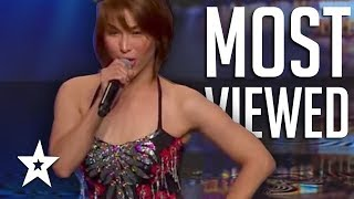 MOST VIEWED Auditions on Asia's Got Talent | Got Talent Global
