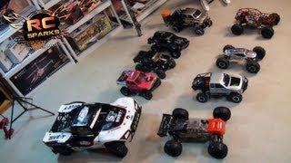 getlinkyoutube.com-RC ADVENTURES - RC Collection & Inside the RCSparks Studio (Spring 2012)