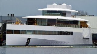 Steve Jobs Yacht Embroiled in Pay Dispute