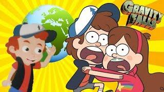 The Wacky World of Gravity Falls Bootlegs