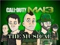 ♪ CALL OF DUTY: MW3 THE MUSICAL - Animated Parody