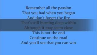 Norman Connors - Reach For The Sky lyrics