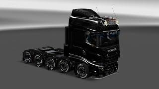 getlinkyoutube.com-ETS2 Mods Scania r700 new AU44 (1.23.x)