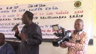 Nko, Prof. Diakite a l'Universite de Bamako. width=