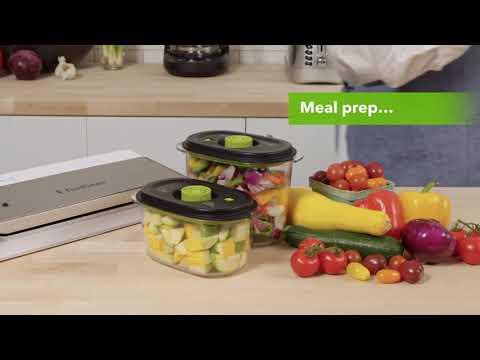 FoodSaver PowerVac Vacuum Sealer